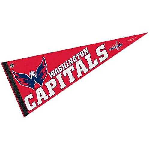 "NHL Washington Capitals WCR13507013 Bulk Classic Pennant, 12"" x 30"""