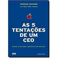 As 5 Tentações De Um CEO