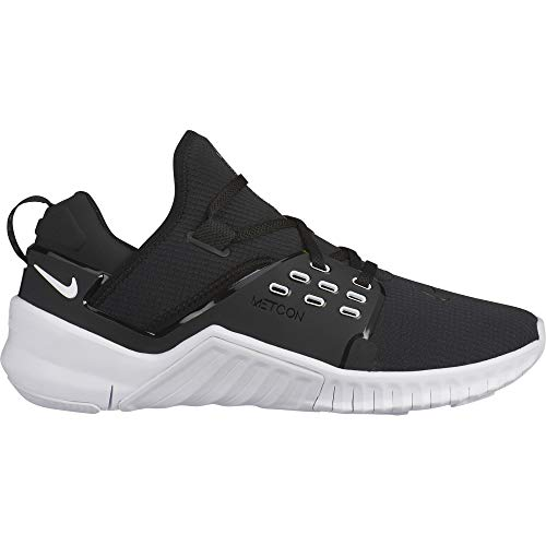 Nike Women's Free Metcon 2 Training Shoe Black/White Size 9 M - Nike Training Womens