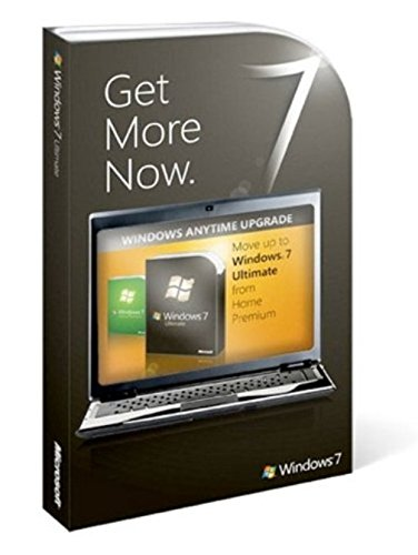 Microsoft Windows 7 Anytime Upgrade [Home Premium to Ulti...
