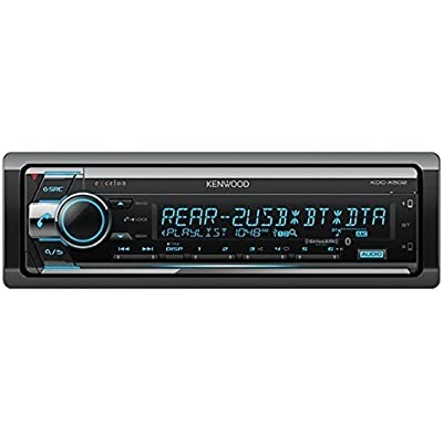 kenwood-excelon-kdc-x502-cd-receiver