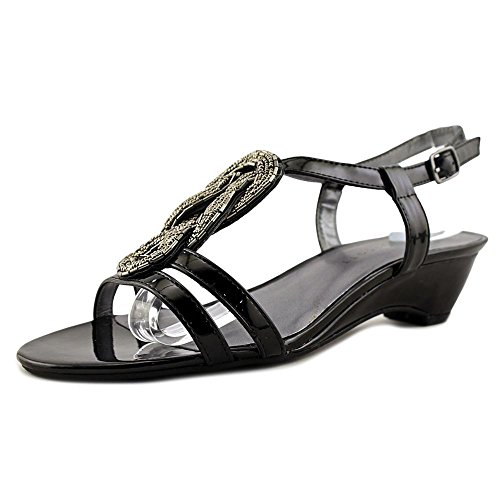 best store to get for sale cheap sale shopping online Karen Scott Womens Clemm Open Toe Casual Slingback Sandals Black r0wNR