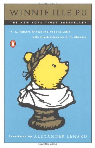 Winnie Ille Pu (Latin Edition)