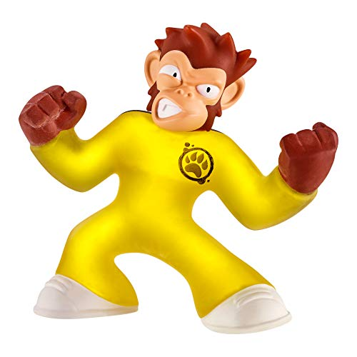 Stretchy Super Heroes (Heroes of Goo Jit Zu - Stretchy Monkey Action Figure,)