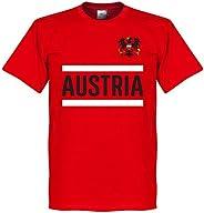 Austria Team Tee - Red
