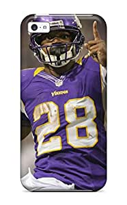 Best AnnaSanders Snap On Hard Case Cover Adrian Peterson Football Protector For Iphone 5c