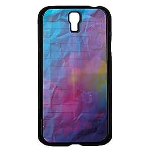 Galaxy Nubula Note Book Paper Hard Snap on Phone Case (Galaxy s4 IV)