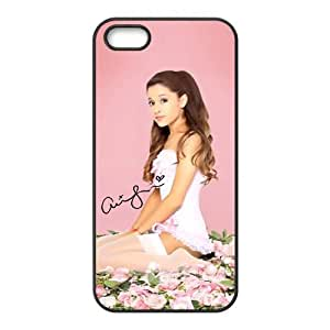 Customize American Famous Singer Ariana Grande Back Case for iphone 5 5S JN5S-2462