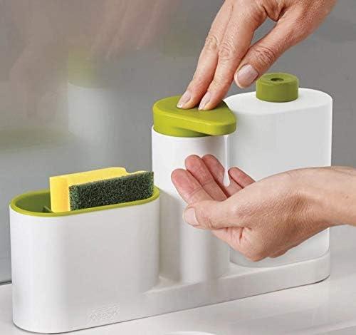 Cocina lavavajillas esponja de almacenamiento estante de cocina ...