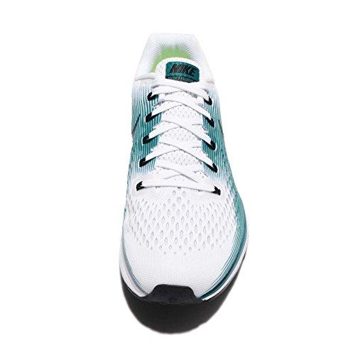 Nike Uomo Air Scarpe High Bianca 1 Sportive Jordan Retro 1Owzq61