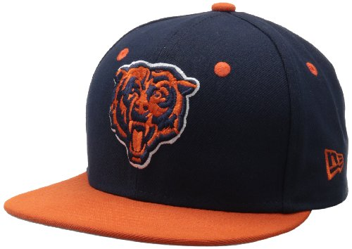 NFL Chicago Bears 2Tone 59Fifty Baseball Cap (6.375-Inch)
