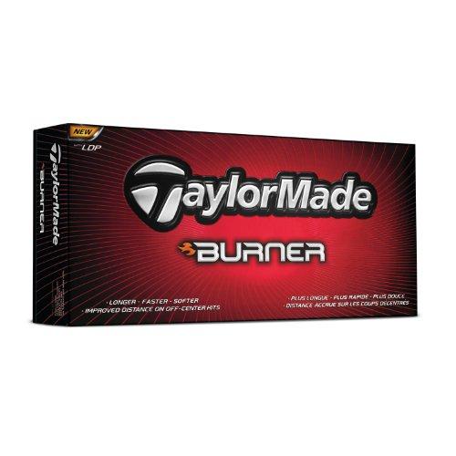 TaylorMade Burner Golf Balls (1 Dozen)