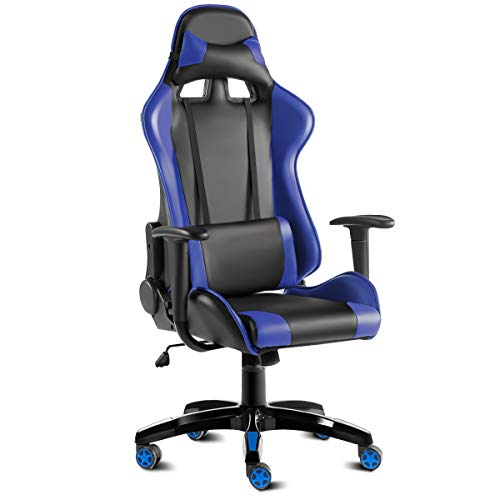 Racing Style Gaming Chair High Back Reclining Office Executive Task Computer