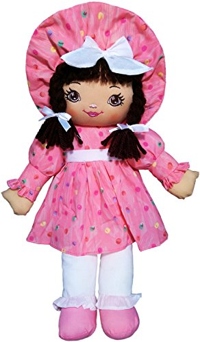 Anico Well Made Play Doll For Children Sweetie Mine, Hispanic, 18