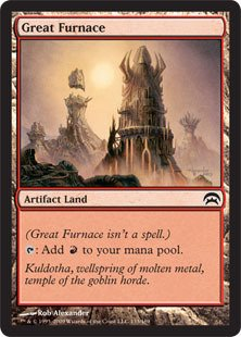 Magic: the Gathering - Great Furnace - ()
