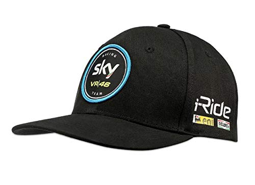 - SKYVR46 Sky Racing Team VR46 Cap Valentino Rossi MOTO2 Team The Doctor MotoGP Black