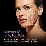 """simplehuman 8"""" Round Sensor Makeup Mirror with"""