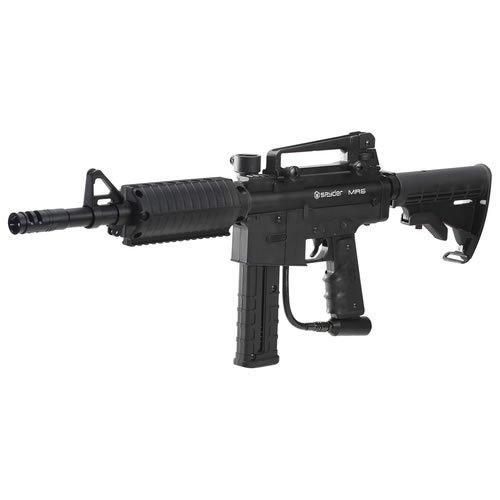Spyder MR6 Paintball Gun (Spyder Hopper)