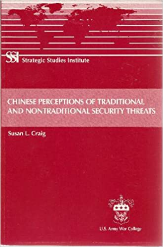 Chinese Perceptions of Traditional and Nontraditional Security Threats