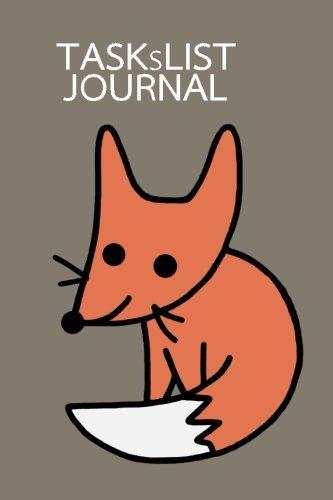 TASKsLIST JOURNAL : Tasks & To do list Journal / List Pages and Dot-Grid / 6
