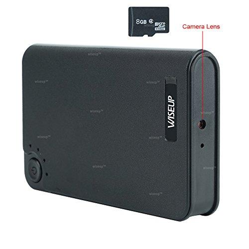 WISEUP 1920 1080P Portable Camcorder Recording