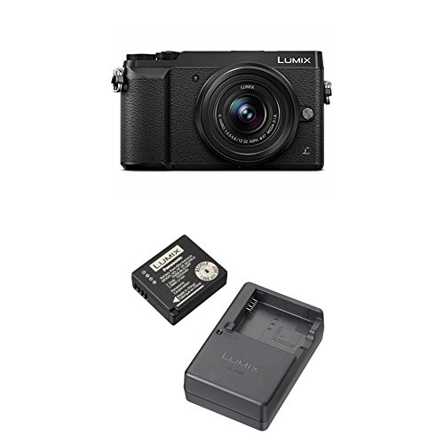 (Panasonic DMC-GX85KK Camera with DMW-ZSTRV Travel Pack)