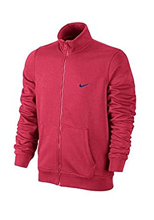 Nike Mens Club Swoosh Zip Track Jacket