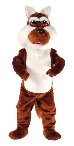 [ALINCO Coyote Mascot Costume] (Alinco Costumes)