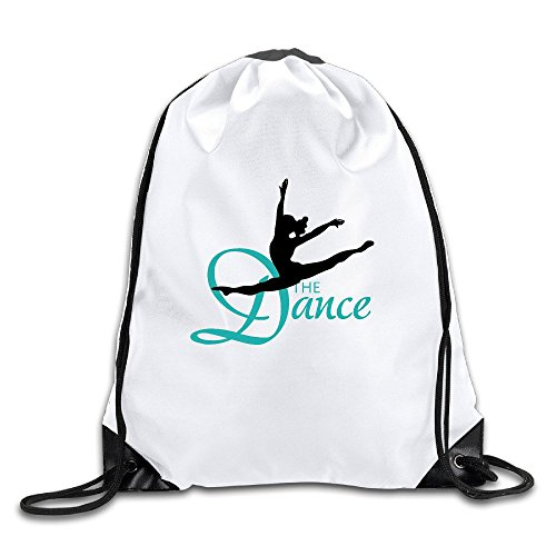 The Enjoy Dancing Girl Port Bag Drawstring - Ness Mitchell And Kids