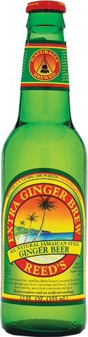 (Reed's Ginger Beer Extra Ginger Brew, 12 Ounce (24 Bottles))