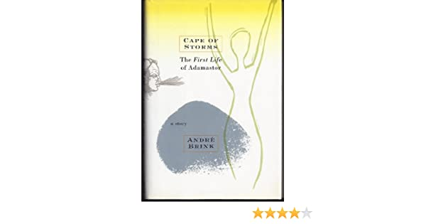 the first life of adamastor brink andr
