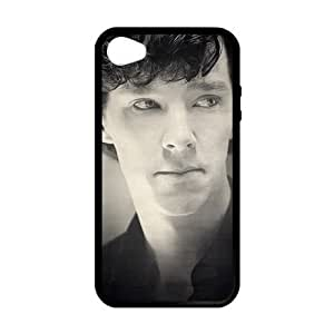 iPhone 6 4.7 Case, [Benedict Cumberbatch] iPhone 6 4.7 Case Custom Durable Case Cover for iPhone6 4.7s TPU case (Laser Technology)