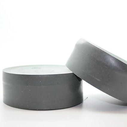 Endkappen Ideal f/ür Zaunpfosten Pfostenkappen 5/x 76,2/mm grau