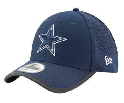 New Era Dallas Cowboys Jr Training 39thirtyキャップ  ネイビー B075GH3HYX