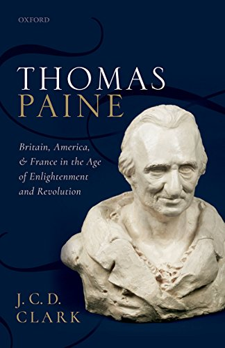 Amazon thomas paine britain america and france in the age of thomas paine britain america and france in the age of enlightenment and revolution fandeluxe Choice Image