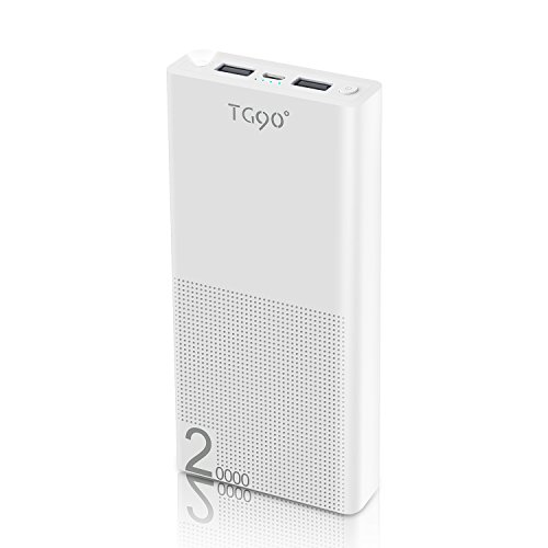High Capacity External Battery Pack - 4
