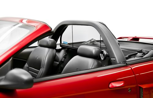- 1994-2004 Mustang Convertible Love The Drive Wind Deflector Screen (For Vehicle With Light/Style Bar)