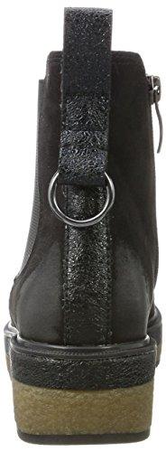 Chelsea Femme 25954 black Noir Tamaris Bottes gcnqEvxc80