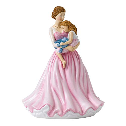 (Royal Doulton Pretty Ladies Mothers Angel Mother Day 2019 Figure HN5909 )