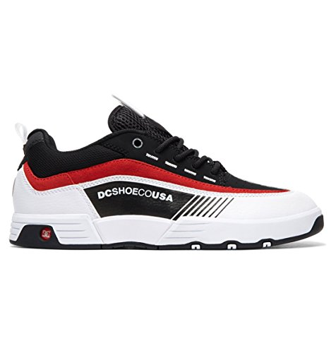 cheap sale free shipping sale deals DC Shoes Legacy 98 Slim - Shoes for Men ADYS100445 Black/White/Red outlet reliable cheap price original cheap sale amazing price IC6GCTlaHy