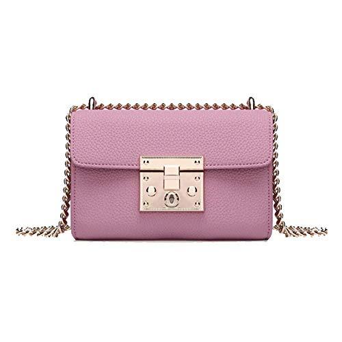Ladies Bags Temperament Noble Elegant Retro Classic Glamour Chic Pink