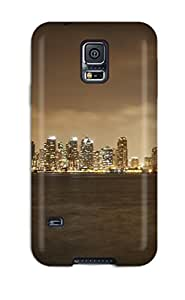 New Locations San Diego Tpu Case Cover, Anti-scratch WPJRQcT12653rPnhg Phone Case For Galaxy S5