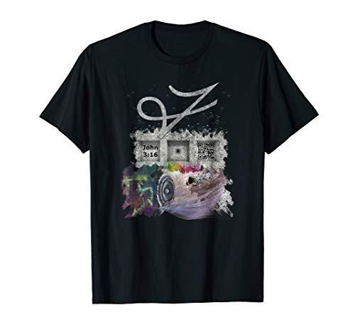 J Fish Christian Hip Hop Music Artist Official T-Shirt