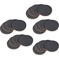 Mirka Abralon 8A-241-360B 360 Grit Silicon Carbide Sanding Polish Pads, 25-Pack