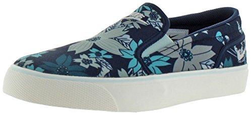 Nike Women's Toki Slip Print Fashion Sneakers (7.5)