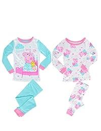 Peppa Pig Girls Toddler Girls Twinkle Twinkle Little Star 4 Piece Cotton Set