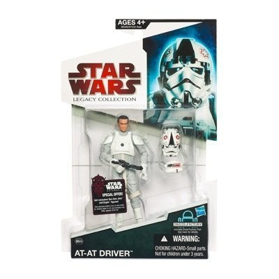 Legacy Collection 2009 - AT-AT DRIVER (droid part may vary) ()