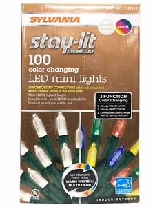 Led Lights Stay Lit - 1