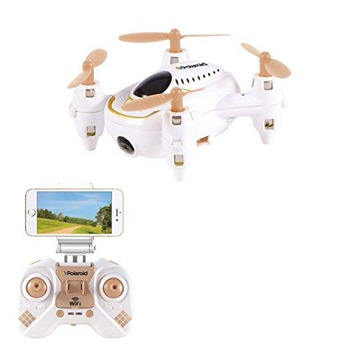 Price comparison product image Polaroid Quadcopter Drone,  White