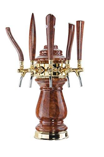 ceramic beer tower - 4